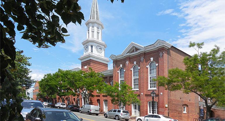 Alexandria City Hall Renovations